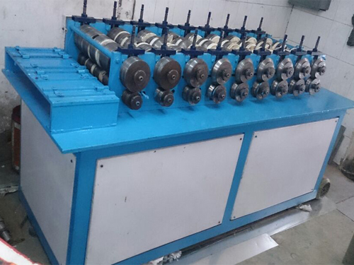 Rooling Shutter Roll Forming Machine