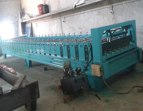 Roof Sheet Machine